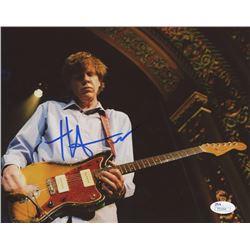 Thurston Moore Signed 8x10 Photo (JSA COA)