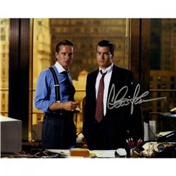 "Charlie Sheen Signed ""Wall Street"" 8x10 Photo (Steiner COA)"