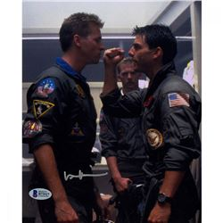 "Val Kilmer Signed ""Top Gun"" 8x10 Photo (Beckett COA)"