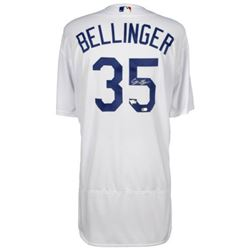 Cody Bellinger Signed Dodgers Jersey (MLB Hologram  Fanatics Hologram)