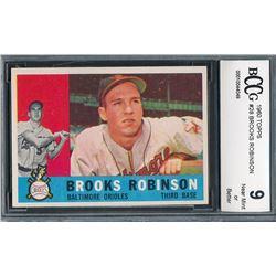 1960 Topps #28 Brooks Robinson (BCCG 9)
