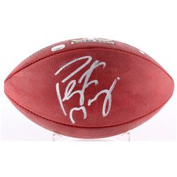 Peyton Manning Signed Super Bowl XLI Logo Football (Steiner COA  Fanatics Hologram)