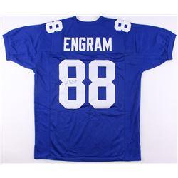 Evan Engram Signed Giants Jersey (JSA COA)