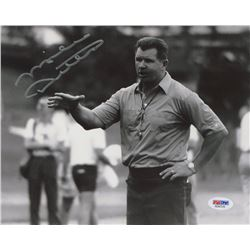 Mike Ditka Signed Bears 8x10 Photo (PSA COA)