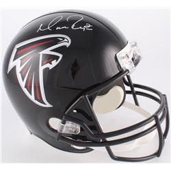 Matt Ryan Signed Falcons Full-Size Helmet (JSA COA)