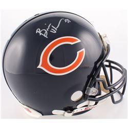 Brian Urlacher Signed Bears Full-Size Authentic Pro-Line On-Field Helmet (Schwartz Hologram  Urlache