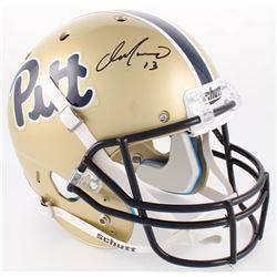 Dan Marino Signed Pittsburgh Panthers Full-Size Helmet (Radtke COA)