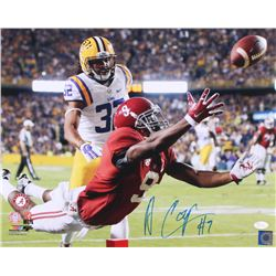 Amari Cooper Signed Alabama Crimson Tide 16x20 Photo (JSA COA)