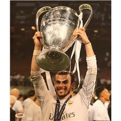 Gareth Bale Signed Real Madrid 11x14 Photo (PSA COA)