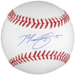 Max Scherzer Signed Baseball (Fanatics Hologram  MLB Hologram)