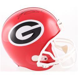 Champ Bailey Signed Georgia Bulldogs Full-Size Helmet (JSA COA)