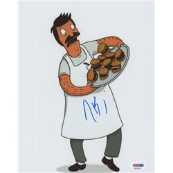 "H. Jon Benjamin Signed ""Bob's Burgers"" 8x10 Photo (PSA COA)"