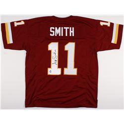 Alex Smith Signed Redskins Jersey (Smith Hologram)