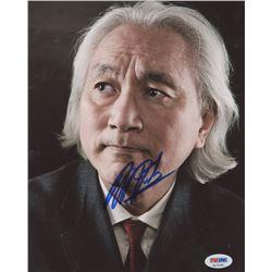 Michio Kaku Signed 8x10 Photo (PSA COA)