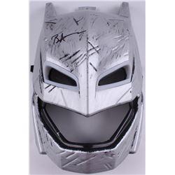 Ben Affleck Signed Full-Size Batman Mask (Beckett COA)