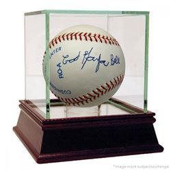 """James """"Cool Papa"""" Bell Signed Baseball (JSA COA)"""