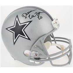 Darren McFadden Signed Cowboys Full-Size Helmet (Radtke COA)