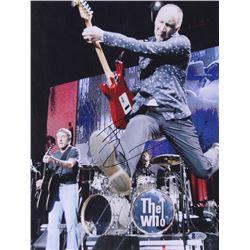 Pete Townshend Signed 11x14 Photo (Beckett COA)