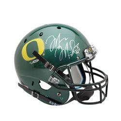 Marcus Mariota Signed Oregon Ducks Limited Edition Full-Size Helmet (UDA COA)