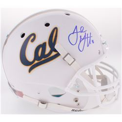 Jared Goff Signed California Golden Bears Full-Size Speed Helmet (Fanatics)