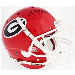 Nick Chubb Signed Georgia Bulldogs Full-Size Authentic On-Field Helmet (Radtke COA)