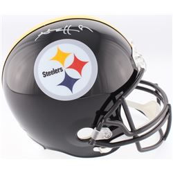 Antonio Brown Signed Steelers Full-Size Helmet (JSA COA)