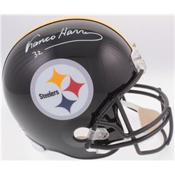 Franco Harris Signed Steelers Full-Size Helmet (Radtke COA)
