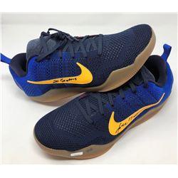 "Kobe Bryant Signed Pair of Nike Kobe 11 Mambacurial Shoes Inscribed ""20 Seasons"" (Panini COA)"