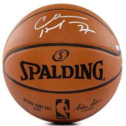 Charles Barkley Signed NBA Authentic Basketball (Panini COA)