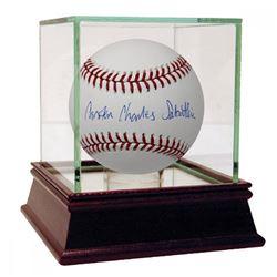 CC Sabathia Signed Baseball with High Quality Display Case (Steiner COA)