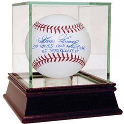 """Goose Gossage Signed Baseball Inscribed """"310 Saves And A S***load of Strikeouts"""" with High Quality D"""