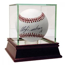 Koji Uehara Signed Baseball with High Quality Display Case (MLB Hologram)