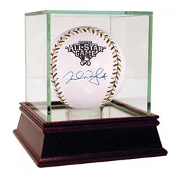 David Wright Signed 2006 All-Star Game Logo Baseball with High Quality Display Case (Steiner COA  ML
