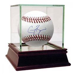 Greg Bird Signed Baseball with High Quality Display Case (Fanatics Hologram)