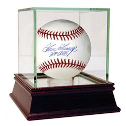 "Goose Gossage Signed Baseball Inscribed ""HOF 2008"" with High Quality Display Case (Steiner COA)"