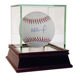 Jose Altuve Signed Baseball with High Quality Display Case (Steiner COA)