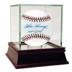 "Goose Gossage Signed MLB Baseball Inscribed ""HOF 2008"" with High Quality Display Case (Steiner COA"