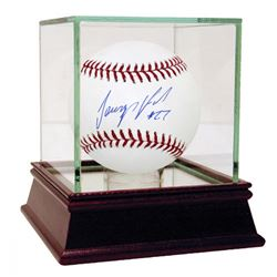 Jeurys Familia Signed Baseball with High Quality Display Case (MLB Hologram  Steiner COA)