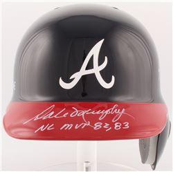 Dale Murphy Signed Braves LE Full-Size Batting Helmet With (5) Inscriptions (Radtke Hologram)
