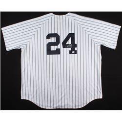 Tino Martinez Signed Yankees Jersey (JSA COA)