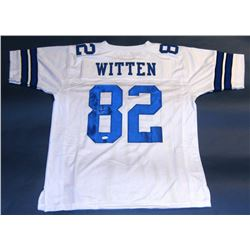 Jason Witten Signed Cowboys Jersey (JSA COA)