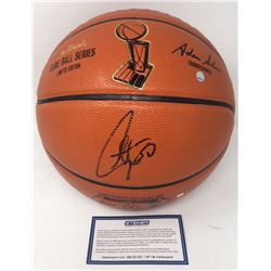 Stephen Curry Signed NBA Finals Limited Edition NBA Game Ball Basketball (Steiner Hologram)