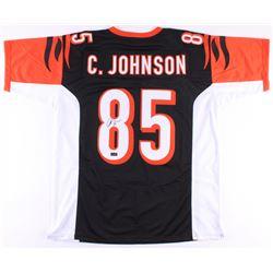 Chad Johnson Signed Bengals Jersey (Radtke COA)