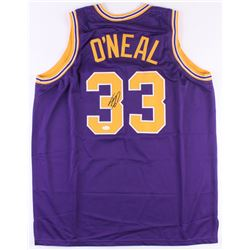 Shaquille O'Neal Signed LSU Tigers Jersey (JSA Hologram)
