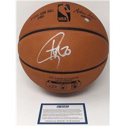 Stephen Curry Signed Official NBA Game Ball Basketball (Steiner COA)