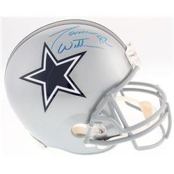 Jason Witten Signed Cowboys Full-Size Helmet (JSA COA)
