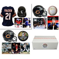Chicago City of Champions Autograph Mystery Box - Series 2 (Limited to 100) (4+ Signed World Champ/H