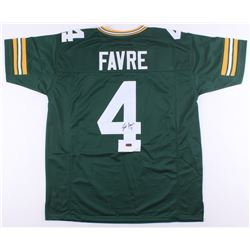 Brett Favre Signed Packers Jersey (Radtke COA)