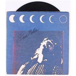 """Steve Miller Signed The Steve Miller Band """"Recall the Beginning...A Journey from Eden"""" Vinyl Record"""