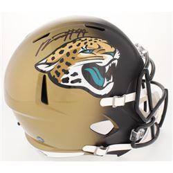 Myles Jack Signed Jaguars Full-Size Speed Helmet (Prova COA)